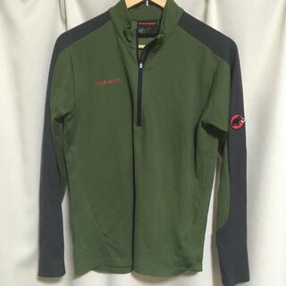 マムート(Mammut)のMAMMUT EXCELLENCE Wool Zip Men(登山用品)
