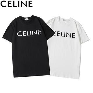 celine - 1744CELINEセリーヌTシャツ半袖ユニセックス半袖5800円2枚