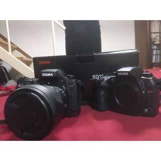 SIGMA - SIGMA SD1 merrill & SD15 本体+レンズ