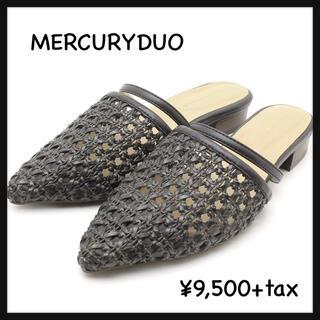 MERCURYDUO - 【MERCURYDUO】バブーシュ