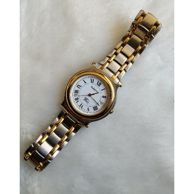 BURBERRY(バーバリー)のバーバリー 腕時計 BURBERRY 8100 メンズクォーツ メンズの時計(腕時計(アナログ))の商品写真