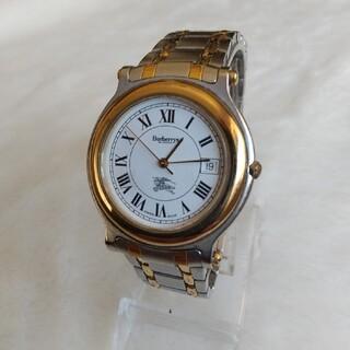 BURBERRY - バーバリー 腕時計 BURBERRY 8100 メンズクォーツ