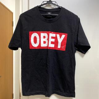オベイ(OBEY)のOBEY  オベイ メンズ レディース ユニセックス Tシャツ トップス 半袖(Tシャツ/カットソー(半袖/袖なし))