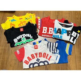 BABYDOLL - ベビードール 半袖Tシャツ、長袖セット❤
