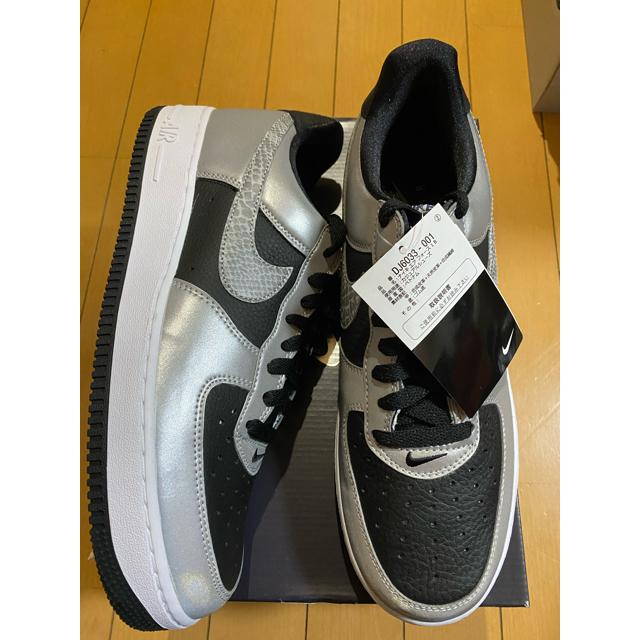 NIKE(ナイキ)のナイキエアフォース1  黒蛇  メンズの靴/シューズ(スニーカー)の商品写真