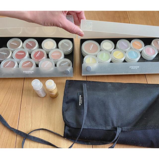 shu uemura(シュウウエムラ)のシュウウエムラ シュウ メイクボックス 教材 コスメ/美容のメイク道具/ケアグッズ(メイクボックス)の商品写真