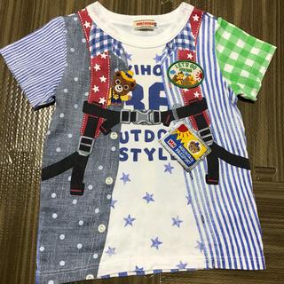 mikihouse - ミキハウス 豪華tシャツ 美品