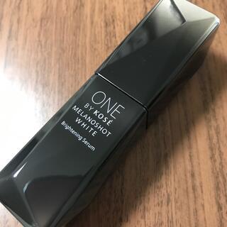 KOSE - ワンバイコーセー  メラノショット ホワイトD 40ml 本体 未使用品
