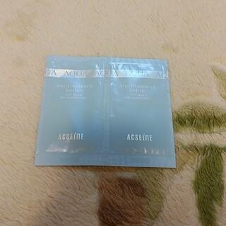 アクセーヌ(ACSEINE)のアクセーヌ モイストバランスローション 化粧水 サンプル 300円 送料込み(サンプル/トライアルキット)