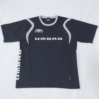 UMBRO - アンブロ Tシャツ メンズ Lスポーツシャツ サッカー ラグビー スポーツクラブ