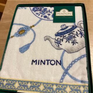 ミントン(MINTON)のミントン ハンドタオル(ハンカチ)