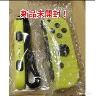 Nintendo Switch - ジョイコン ネオンイエロー