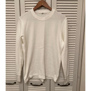 UNIQLO - 未使用 UNIQLO ワッフルTシャツ