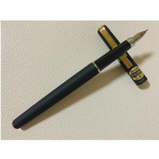 セーラー(Sailor)のセーラー万年筆 黒 ブラック マット F 細字 万年筆(ペン/マーカー)
