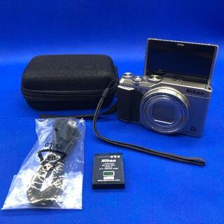 Nikon - 光学35倍ズーム NIKON COOLPIX A900 シルバー