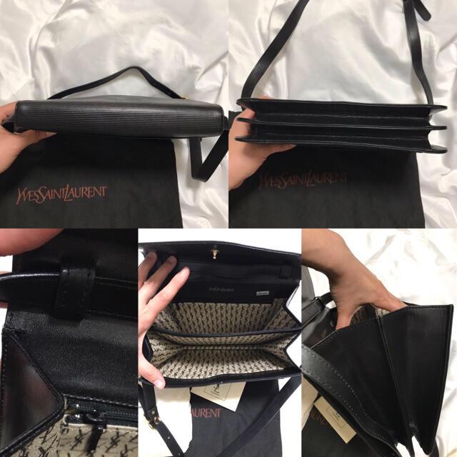 Saint Laurent(サンローラン)のイヴサンローラン   ワンショルダー 保存袋・シリアルシール有り レディースのバッグ(ショルダーバッグ)の商品写真