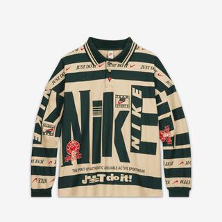 ナイキ(NIKE)のSサイズ nike × CPFM ロングスリーブ ポロ(ポロシャツ)