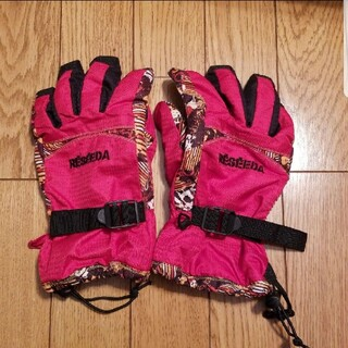 オンヨネ(ONYONE)のJ-L(19cm) スキーグローブ 手袋(手袋)