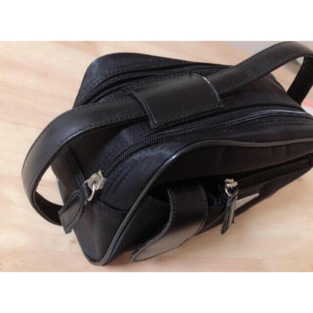 値下げ。ハンドバッグ メンズのバッグ(セカンドバッグ/クラッチバッグ)の商品写真