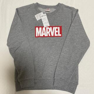 MARVEL - 新品未使用、長袖、160、marvel