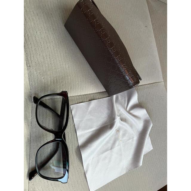 Gucci(グッチ)のGUCCI サングラス 専用 メンズのファッション小物(サングラス/メガネ)の商品写真