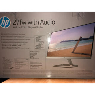 HP - hp 27fw with Audio