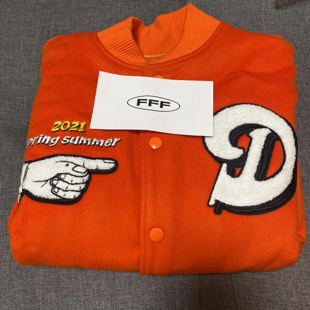 Supreme(シュプリーム)のFEW GOOD KIDS doncare スタジャン 新品未使用 XL メンズのジャケット/アウター(スタジャン)の商品写真