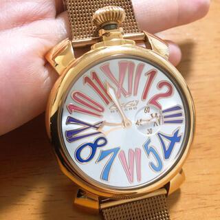 ガガミラノ(GaGa MILANO)のガガミラノ マヌアーレ46(腕時計)