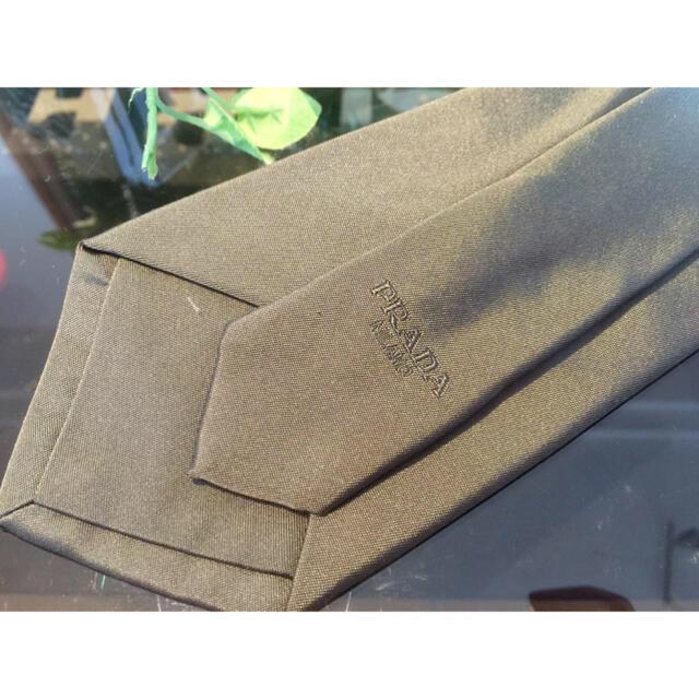 PRADA(プラダ)のPRADA ネクタイ メンズのファッション小物(ネクタイ)の商品写真