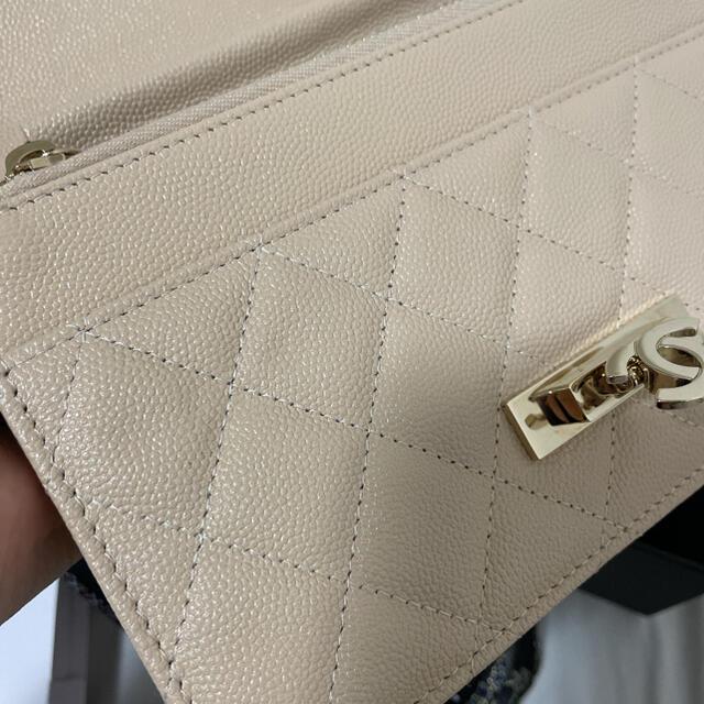 CHANEL(シャネル)のシャネル  コレクション チェーンウォレット レディースのバッグ(ショルダーバッグ)の商品写真