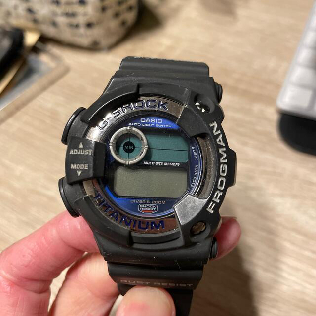 G-SHOCK(ジーショック)のカシオ CASIO G-SHOCK FROGMAN DW-9900 メンズの時計(その他)の商品写真