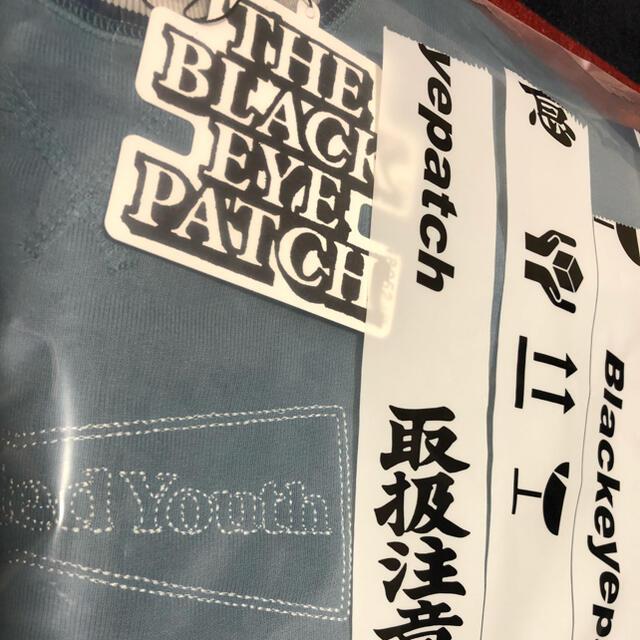 GDC(ジーディーシー)のwasted youth×Black Eye Patch クルーネックスウェット メンズのトップス(Tシャツ/カットソー(七分/長袖))の商品写真