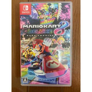 Nintendo Switch - マリオカート8デラックス/Switch 中古 美品