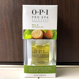 オーピーアイ(OPI)の《新品未使用》 OPI プロスパ ネイル&キューティクル オイル トゥゴー(ネイルケア)