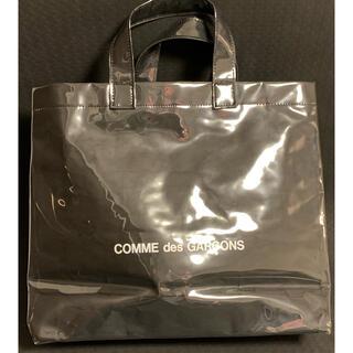 COMME des GARCONS - COMME des GARCONS BLACK Market PVCトートバッグ