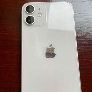 美品 iPhone12 mini 128GB ホワイト SIMフリー