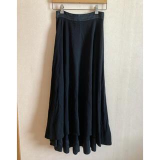 UNITED ARROWS - ATON(エイトン)のマキシスカート 美品