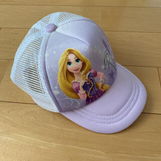 Disney - ディズニー ラプンツェル  キッズ 帽子