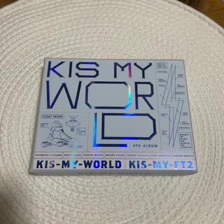 Kis-My-Ft2 - KIS MY WORLD 4th album