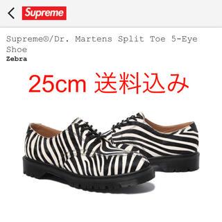 Supreme - Supreme Dr. Martens Split Toe 5-Eye Shoe