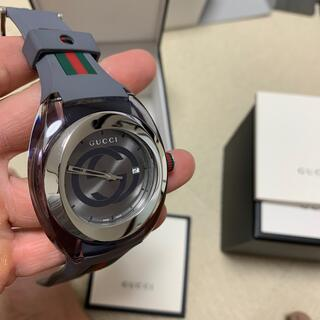 Gucci - GUCCI SYNC YA137109A 腕時計