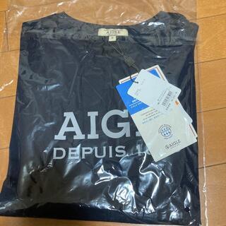 AIGLE - 新品 Tシャツ