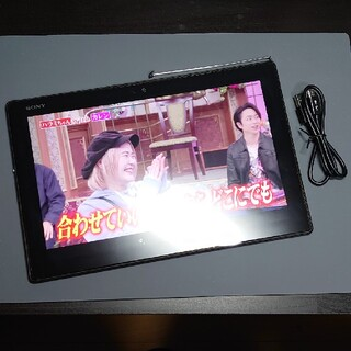 Xperia - 美品 SONY Xperia Z4 Tablet SO-05G SIMフリー