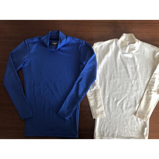 asics - 2枚組 スポーツインナー アンダーシャツ