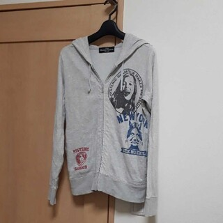 HYSTERIC GLAMOUR - HYSTERIC GLAMOUR ジップパーカー