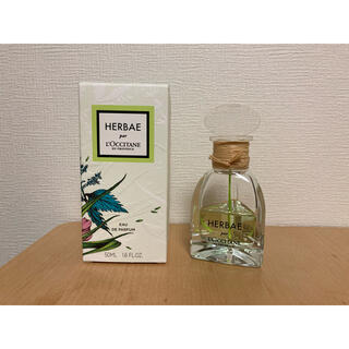 ロクシタン(L'OCCITANE)のL′OCCITANE 香水 エルバヴェール HERBAE 50ml(香水(女性用))