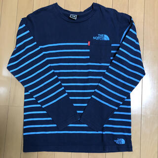 THE NORTH FACE - THE NORTH FACE ザ ノースフェイス ボーダーポケットロンT