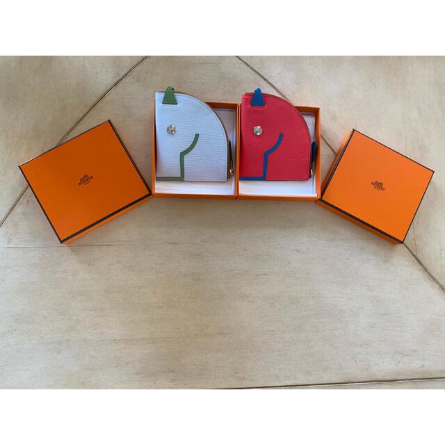 Hermes(エルメス)の新品・レア・エルメス・コインケース・パドック レディースのファッション小物(コインケース)の商品写真