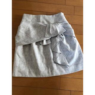 WILLSELECTION - ウィルセレクション リボンスカート