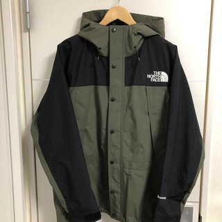 THE NORTH FACE - THE NORTH FACE マウンテンライトジャケット L ニュートープ